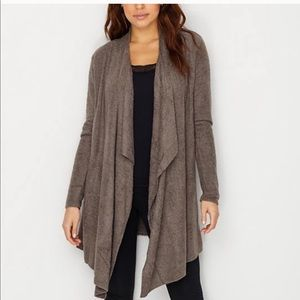 NWT Barefoot Dreams Chic Lite Wrap Cardigan